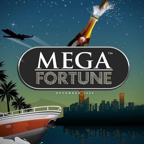 Mega Fortune casinopelit slotti